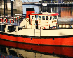 Lagan Belle River Boat