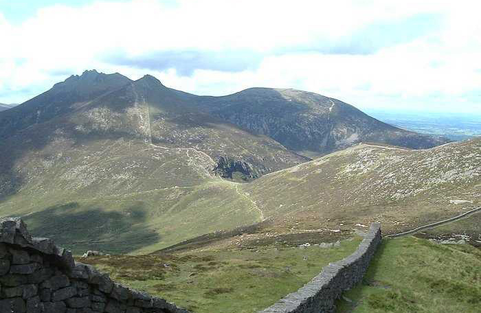 Mourne-Mountain-View